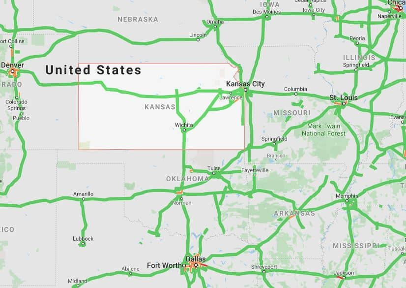 kansas-traffic-map