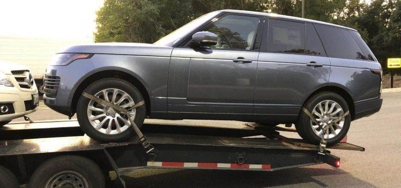 silver-range-rover-auto-transport